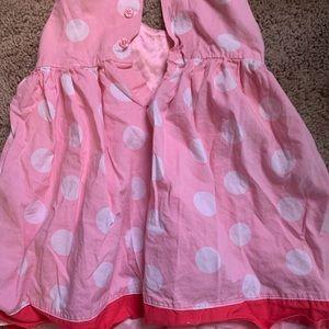 Super cute toddler girl dress!